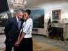 prez obama and wife