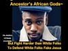 africans dont talk about their gods