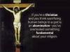 christianity and sacrifice