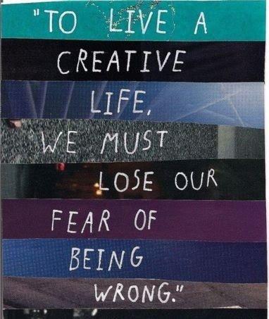 abandon fear