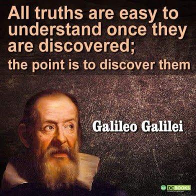 gallileo on truth