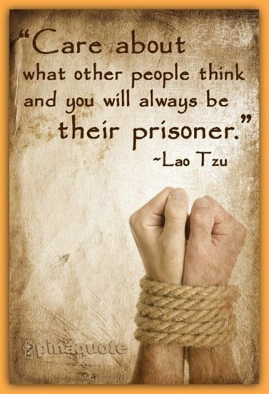 lao tsu on not caring what ppl think