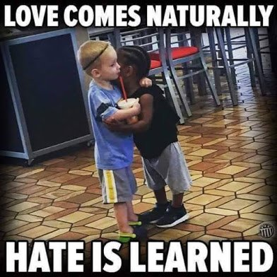 love comes naturally