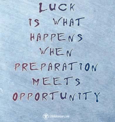 meaning of luck