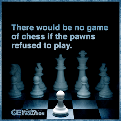 no chess if pawns refuse to play