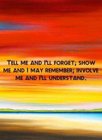 remembering versus understanding