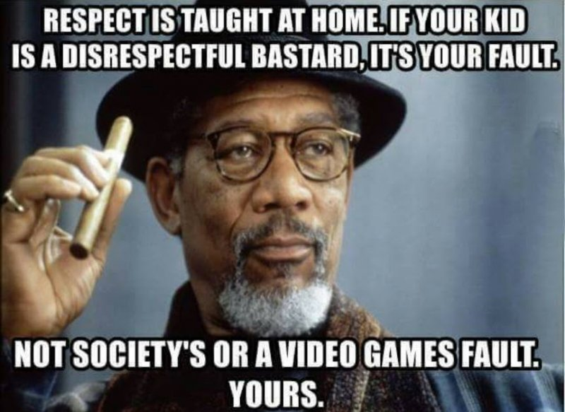 respect is taught at home2