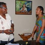AlayeWebTV Interview with Samia Yaba Nkrumah