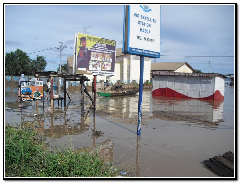 Perennial flood and the lamentations of presidents