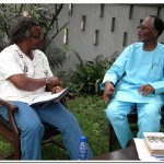 AlayeWebTV Interview with Professor Atukwei Okai